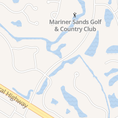Directions for Mariner Sands Country Club Inc in Stuart, FL 6490 SE Mariner Sands Dr