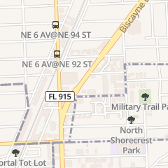 Directions for Razor's Edge in Miami Shores, FL 9061 Biscayne Blvd