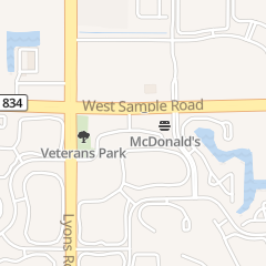 Directions for Ultimate Body Spa in Coconut Creek, FL 4400 W Sample Rd