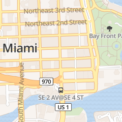 Directions for Advanced Alternative Translating Corp in Miami, FL 200 Se 1st St