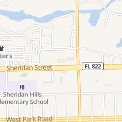 Directions for Sorbus Computr Serv in Hollywood, FL 4651 Sheridan St