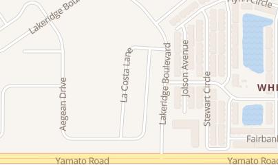 Directions for Moschino Biker Jacket Shoulder Bag Black/Red in Boca Raton, FL 9377 aegean dr