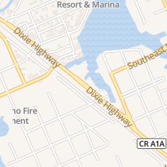 Directions for Shrimpers Grill and Raw Bar in Stuart, FL 4903 SE Dixie Hwy