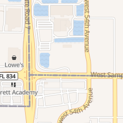 Directions for Infiniti of Coconut Creek in Coconut Creek, FL 5501 W Sample Rd