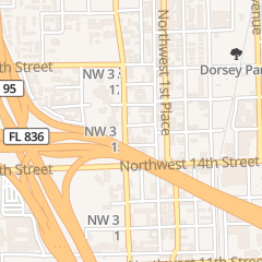Directions for L AND J GROCERY in Miami, FL 1451 NW 3RD AVE