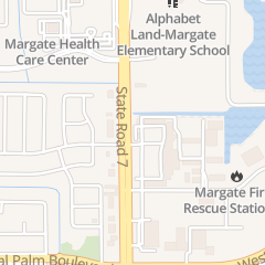 Directions for Grateful Pups Pet Salon in Margate, FL 2726 N State Road 7