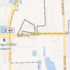 Directions for Li-Flowers in Hollywood, FL 5816 Stirling Rd