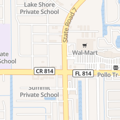 Directions for Discount T V Repair in Margate, FL 533 N State Road 7