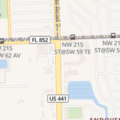 Directions for Caribbean Flavor in Miami, FL 21315 Nw 2nd Ave