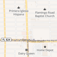 Directions for Capital Motor Parts in Hollywood, FL 1541 S State Road 7