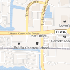Directions for Elements Coral Springs in Coral Springs, FL 6290 W Sample Rd