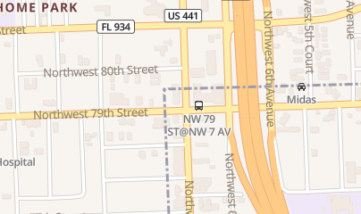 Directions for 79th St Unisex Salon Inc in Miami, FL 7908 NW 7th Ave