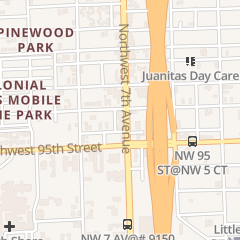Directions for Fernandez Isidoro in Miami, FL 9566 Nw 7th Ave
