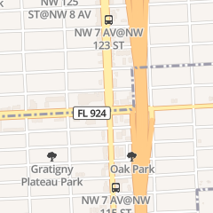Directions for Black and White Barber Shops in Miami, FL 11920 Nw 7th Ave