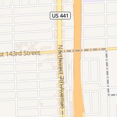Directions for El Dorado Barber Shop in Miami, FL 14230 Nw 7th Ave
