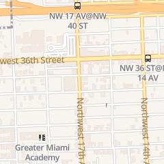 Directions for JOSE MANUEL BARBER SHOP in Miami, FL 3405 Nw 17th Ave