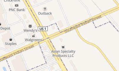 Directions for Babylon Night Club in Stuart, FL 2212 Se Indian St