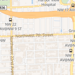 Directions for Carily of Miami Uniforms in Miami, FL 1960 Nw 7th St