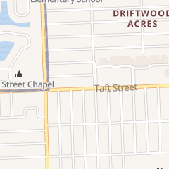 Directions for I Deal Real Estate Inc in Hollywood, FL 7081 Taft St