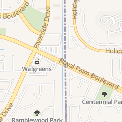 Directions for Spine and Wellness Center in Pompano Beach, FL 8099 Royal Palm Blvd