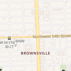 Directions for National Meat Market in Miami, FL 2737 Nw 54th St