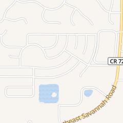 Directions for Jensen Beach Women's Association-Rentals in Jensen Beach, FL 865 NE Vanda Terrado