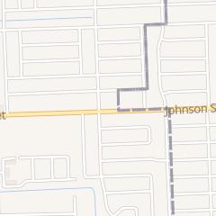 Directions for Elite Cutz in Pembroke Pines, FL 7745 Johnson St