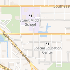 Directions for Mary's Place in Stuart, FL 514 Se Martin Luther King Jr Blvd