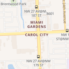 Directions for Carol City Barber Shop in Miami Gardens, FL 2734 NW 183Rd St Ste 1F