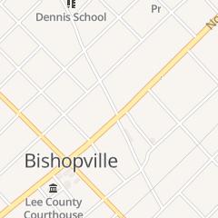 Directions for Super Dollar Store in Bishopville, SC 129 W Cedar Ln