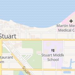 Directions for The Artichoke Cafe & Bistro Office in Stuart, FL 325 SE Ocean Blvd