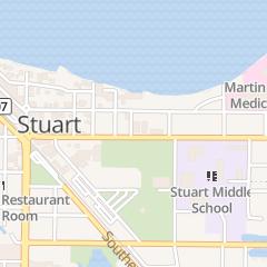 Directions for Cafe Margeaux in Stuart, FL 333 SE Ocean Blvd