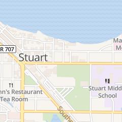 Directions for PUSATERI'S THIN CHICAGO PIZZA in STUART, FL 221 SE Ocean Blvd