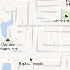 Directions for Bettencourt Brothers Inc in Plantation, FL 1111 Nw 75th Ter