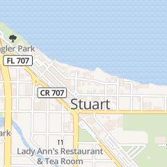 Directions for LAFAMIGLIA JERRY in Stuart, FL 18 SE Seminole St