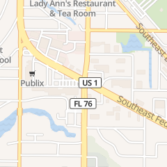 Directions for Bank of America Financial Center in Stuart, FL 900 Se Federal Hwy