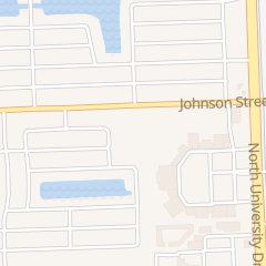Directions for St Boniface Pre School in Pembroke Pines, FL 8330 Johnson St