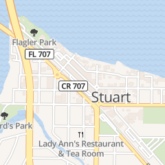 Directions for The Gafford in Stuart, FL 47 Sw Flagler Ave