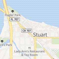Directions for Luna in Stuart, FL 49 SW Flagler Ave