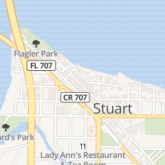 Directions for Spritz City Bistro in Stuart, FL 61 Sw Osceola St