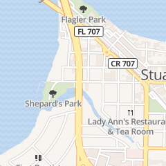 Directions for Kentucky Fried Chicken in Stuart, FL 405 SW Federal Hwy