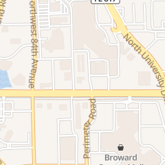 Directions for WEISSMAN LEE M CPA PA in Plantation, FL 8181 W Broward Blvd