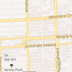 Directions for Thin Spa Coral Gables in Coral Gables, FL 349 Miracle Mile