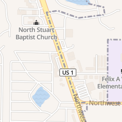 Directions for Bowery Banquet Hall in Stuart, FL 1630 Nw Federal Hwy