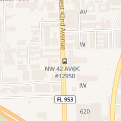Directions for Ev Auto Sport Inc in Opa Locka, FL 12968 NW 42Nd Ave