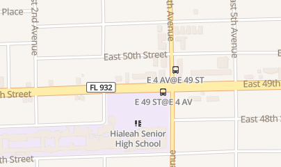 Directions for Guines Barber Shop Unisex in Hialeah, FL 353 E 49th St