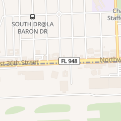 Directions for Tom's Nfl in Miami Springs, FL 5001 Nw 36th St