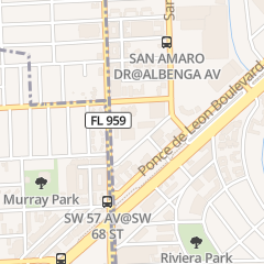 Directions for University of Miami in Coral Gables, FL 1507 Levante Ave