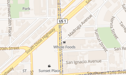 Directions for Gulf Liquors in Coral Gables, FL 1535 Madruga Ave