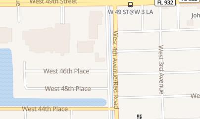 Directions for Hialeah A+ Restoration Smoke/Fire/Water in Hialeah, FL 4646 W 4th Ave, Hialeah, FL 33012
